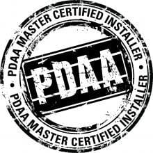 Why Use a PDAA Certified Installer? – Advanced Graphix